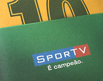 SporTV Channel kit