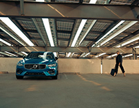 Covid-Safe Volvo Test by Jeff Stockwell