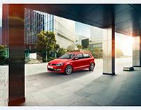 Volkswagen Red