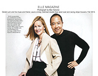 Elle Magazine Fall 2016