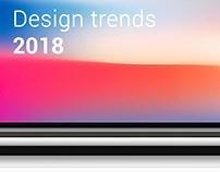 Design Trends 2018
