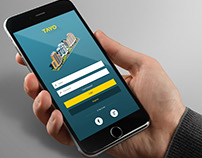 TAYO App Redesign