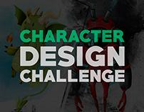 CHARACTER DESIGN CHALLENGE #39 #40