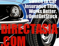 Essential Car Insurance Glossary - Infographic