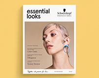 Schwarzkopf Professional Essential Looks Magazine 02/19