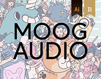 Moog Audio - Speakers