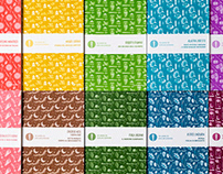 Oscar Junior Mondadori 10year SpecialEdition - Patterns