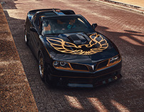 Bandit Edition Trans Am road trip - Top Gear