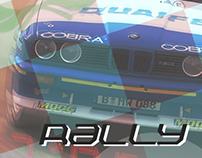 Diseño A4 Rally Aficionados