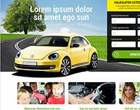 Frigo Adria web site