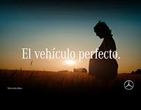 MERCEDES-BENZ | El vehículo perfecto | SPOT