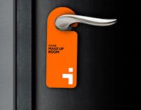 Iconic Hotels- Brand Identity