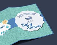 Invitación - Baby Shower