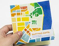 Тематическая карта Санкт-Петербурга