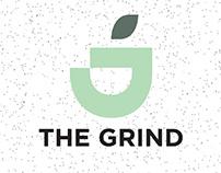 The grind - logo