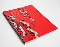book for Devochki nalevo exhibition