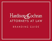 Hardison & Cochran Branding Guide 2018