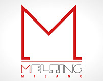 Melting Milano brand design