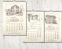 Different Wall Calendar