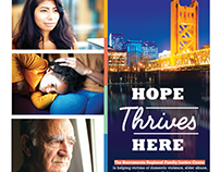 Sacramento Regional Family Justice Center Publication