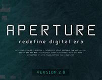 APERTURE-Regular (Ver.2)