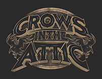 Crows in the Attic / Imagotipo