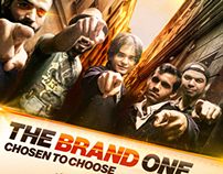 The Brand One | Free PSD