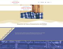 Diseño Web ortspaya.com