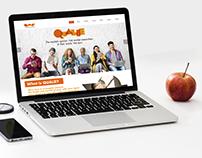Qualie website - the online research platform