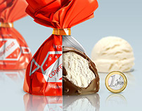 ConfetoZZ – Ice-Cream Packing Design Concept.