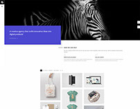 Gem - Foundation 6 Agency Template by Pixelosaur