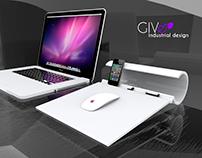 Mousepad SurfWave