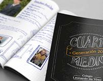 Anuarios Escolares / Magazine School