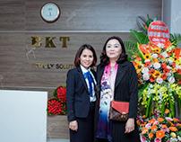 Chụp ảnh sự kiện công ty BKT