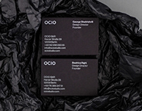 OCIO Studio Business Cards