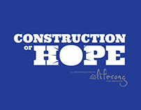 Construction of Hope - Logo Redesign