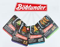 Böklunder Label Designs