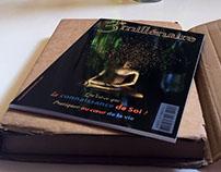 Magazine cover - 3eme Millenaire