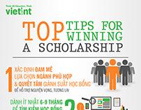 Vietint - Top Tips for winning a Scholarship 2015