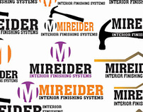 Mireider Interior Finishing Systems Logo