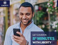 Liberty Short-Term Insurance (Male)