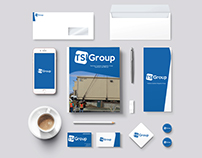 TSI Group Logo and Branding