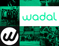 Wadal. Brand Identity