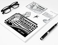 American Memories Continued - Identity Design
