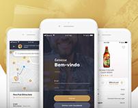Cervezza App | Mobile UX/UI