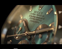 Rolex Daytona - Animation