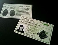 Stickybuds - Business Cards