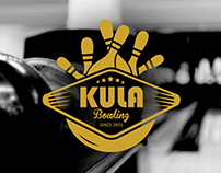 Kula Bowling Center // Branding