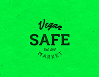 Vegan Safe Market - Visual Identity and Packaging