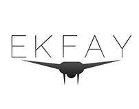 EKFAY Drone Logo